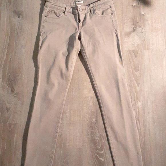 Express woman jeans